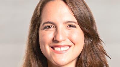 Nina Schläfli, SP Thurgau Präsidentin, ist zufrieden.