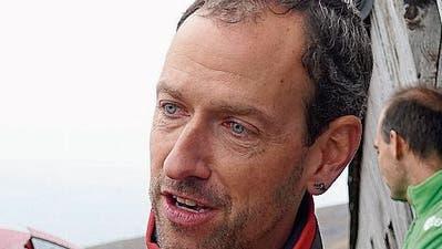 Andreas Schwarz, Kolonnenchef Speleo-Secours. (Bild: Christiana Sutter)