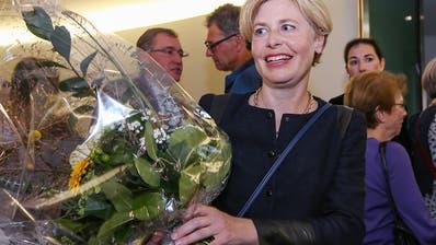 Esther Friedli tritt aus dem Schatten von Toni Brunner