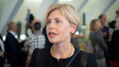 Esther Friedli (SVP) schafft den Einzug in den Nationalrat. (Bild: Ralph Ribi)