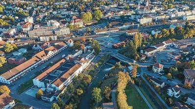 Stadt Frauenfeld hält die Lupe auf das Areal Murgbogen, welches die Schweizer Armee in Zukunft freispielt