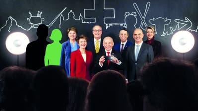 9 statt 7 Bundesräte: Alte Idee neu lanciert