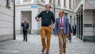 Zentralschweizer Politnews: Enttäuschte Luzerner FDP ++ Erfolgreiche Junge in Zug ++ Tanzend ins neue Amt