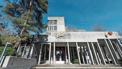 Die Kanti Wattwil und das Leben darin sind Themen des Musicals Chance, das im kommenden Jahr zum 50-Jahr-Jubiläum der Bildungsinstitution aufgeführt wird. (Bild: Hanspeter Schiess)