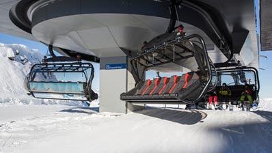 Die neue 6er-Sesselbahn steht in der Saison 2020/21 für die Gäste bereit. (Bild: PD)
