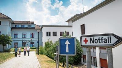 Zur Notfallstation degradiert: Regierung stellt sich gegen einen Verkauf des Spitals Flawil - Wil profitiert