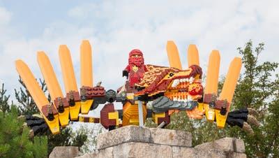 Paradies für alle Ninja-Fans: Das Legoland in Günzburg. (Bild:Alamy Stock Photo)