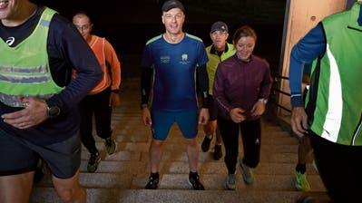 «Den Luzerner Marathon lauf' ich nie wieder»…