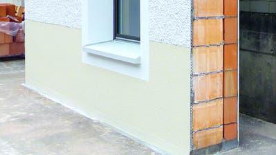 Die neu entwickelte Fassade (Bild: Keller AG Ziegeleien)