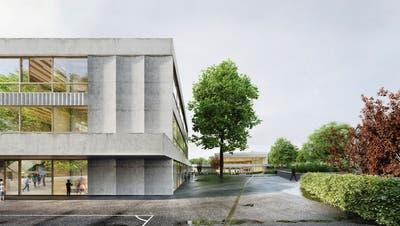 Nach einem Unterbruch stellt Müllheim doch noch das Siegerprojekt für den Neubau der Schulhausanlage Wiel vor