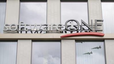 Das Stanser Unternehmen SoftwareOne ging am Freitag an die Börse. (Bild: Keystone/Urs Flüeler, Stans, 30. September 2019)