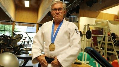 HansNessensohnkehrt mit Bronze von der Veteranen-Judo-WM zurück. (Bild: pd)