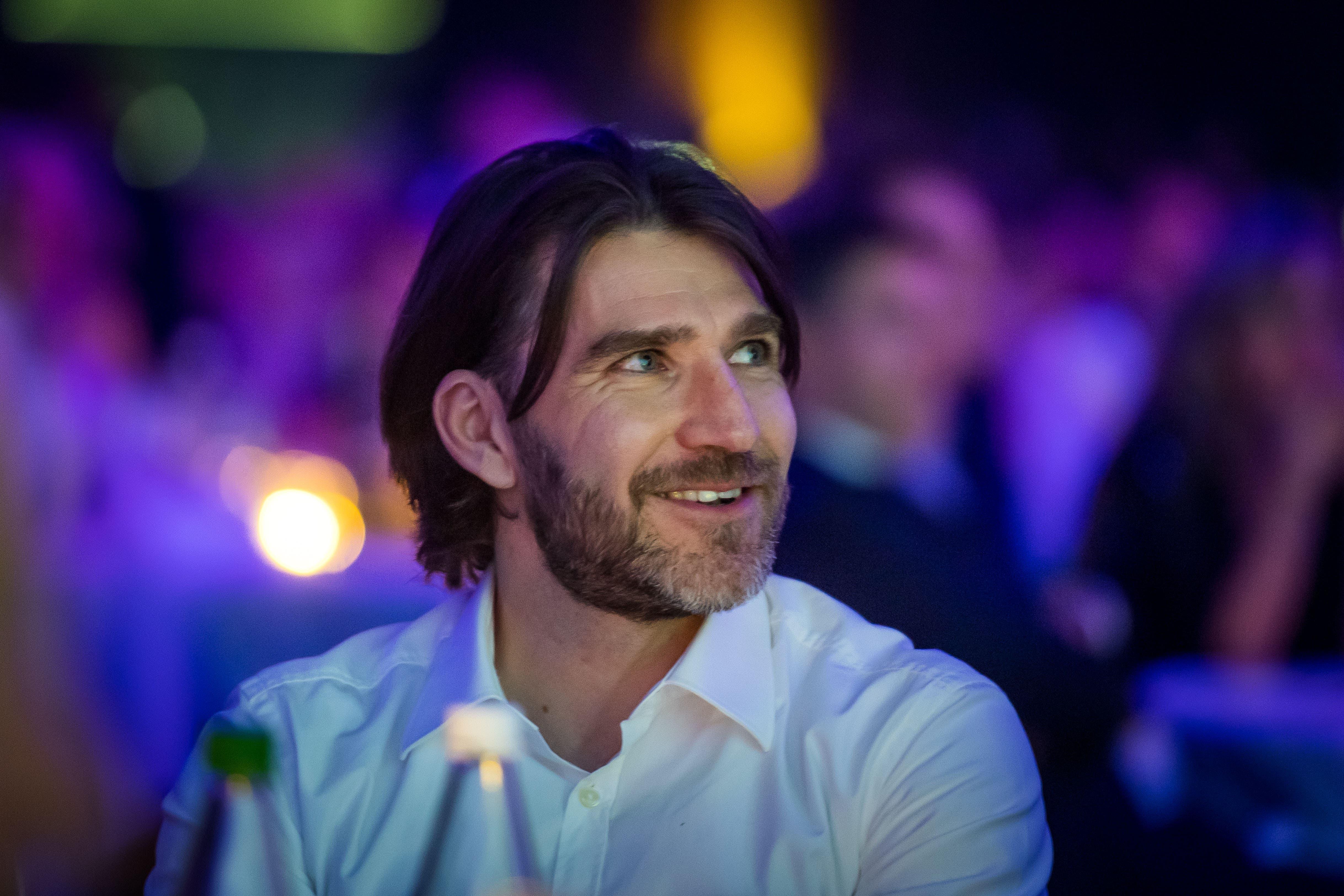 Der ehemalige FCSG-Spieler Marc Zellweger... (Bild: Michel Canonica)