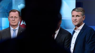 Linke und AfD als Wahlsieger: Der Kampf um die Macht in Thüringen hat begonnen