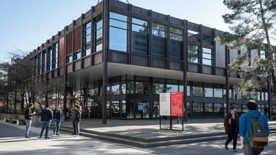 An derHochschule für Technik Rapperswil sitzt das Rektorat der neuen Ostschweizer Fachhochschule. (Bild:Adriana Ortiz Cardozo)