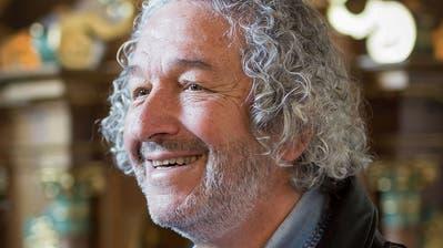 Hat auch im Alter von 76 Jahren noch Lust auf Theater: Regisseur Jean Grädel. (Bild: Claudio Weder)