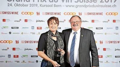 Der beste Müller-Thurgau der Schweiz kommt aus Buch bei Frauenfeld