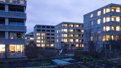 Vor allem in Städten geht der Trend zu Einpersonenhaushalten. (Bild: Gaetan Bally/KEY)