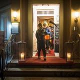 Verkleidete Kinder ziehen an Halloween von Tür zu Tür. Doch Jugendliche verursachen in der Nacht auf den 1. November immer wieder Sachschäden. (Bild: Benjamin Manser)