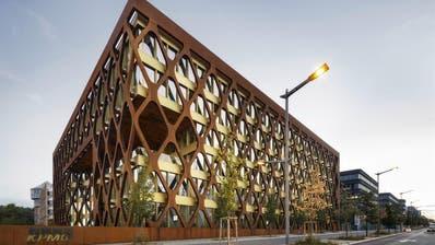 In Luxemburg sind Gebäude wie der KPMG-Firmensitz Teil des Sightseeings. Bild: zvg