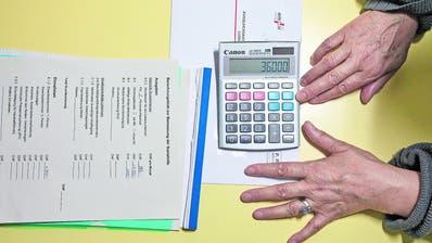 Der Bundesrat will verhindern, dass ältere Arbeitslose in die Sozialhilfe abrutschen. (Bild: Christof Schürpf/Keystone)
