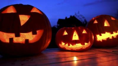 Es spukt und geistert wieder: Was wissen Sie über Halloween?