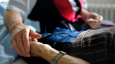 Die Krankensalbung ist eines von sieben Sakramenten. (Archivbild LZ)