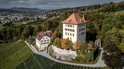 Das Schloss Heidegg ist eines von vielen Schlössern im Kanton Luzern. (Bild: Pius Amrein, Gelfingen, 17. Oktober 2019)