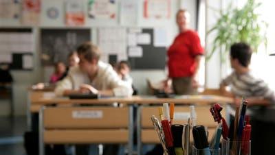 Im März hatten sich bereits in der Primar- und Oberstufenschule Engelwies Schüler sowie Lehrer mit einer bakteriellen Hautinfektion infiziert. (Symbolbild: Trix Niederau)