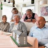Vier Amriswiler wohnen schon ein halbes Jahrhundert im selben Wohnblock