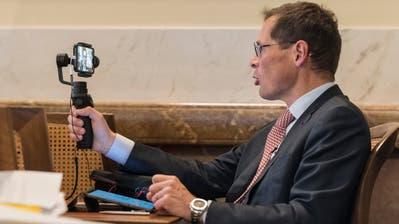 1006 Abstimmungen geschwänzt: Roger Köppel ist Absenzenkönig im Nationalrat