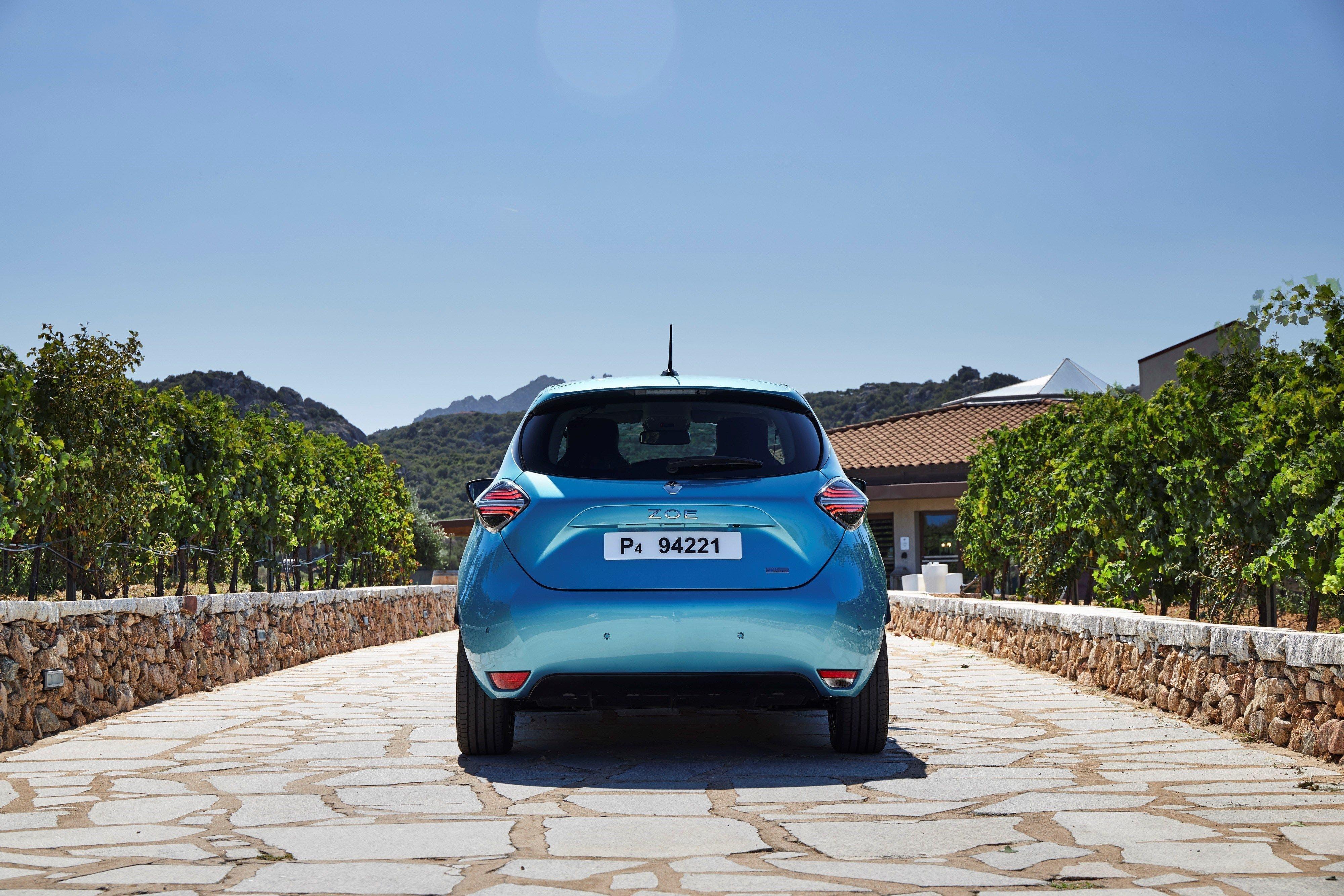 Renault Zoe. (Bild: HO)