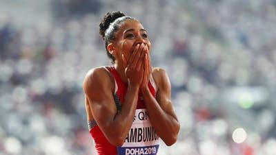 Mujinga Kambundji über ihren Weg zur WM-Medaille: «Ich habe ein Gespür entwickelt, was gut für mich ist»
