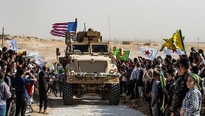 USA liefern Kurden ans Messer – was das für Europa bedeuten könnte