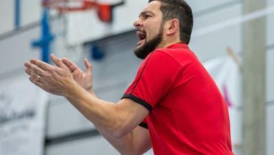 Swiss-Central-Trainer Danijel Eric.Bild: Philipp Schmidli