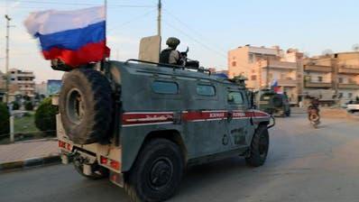 Türkei und Russland beginnen mit gemeinsamen Patrouillen in Nordsyrien