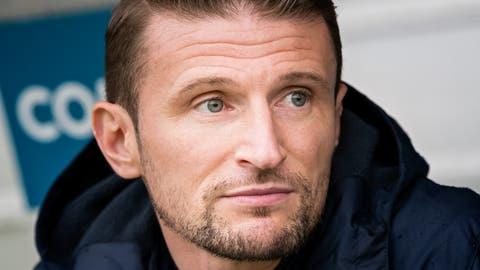 Dusan Ilic, der langjährige Spieler der Zuger, war knapp dreieinhalb Jahre Sportchef des Erstligisten. (Christian H. Hildebrand, Neue ZZ)