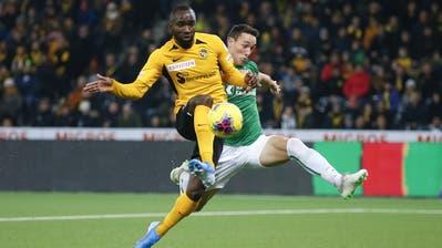 Der FC St.Gallen verliert nach einem spannenden Spiel gegen YB mit 4:3