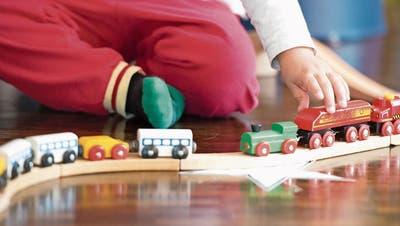 Gut behütet: Oberägeri will Betreuungsgutscheine für Plätze in Kindertagesstätten einführen. (Bild: Maria Schmid)