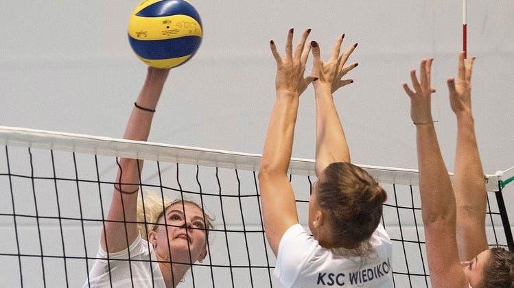 Den Aufsteigerinnen aus Entlebuch fehlen die Volleyball-Derbys