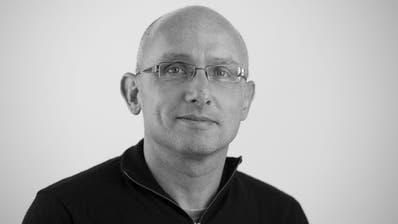 Beat Lanzendorfer, Redaktor. (Bild: Ralph Ribi)