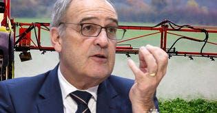 Weinbauer und Bundesrat Guy Parmelin hat bei der ETH interveniert.(Bild: Keystone)