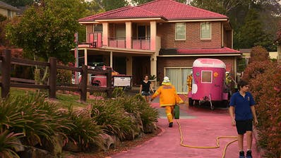 Buschbrände in Australien rücken nah an Sydney heran