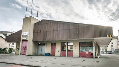 Der Werkhof in Bürglen soll durch einen Neubau ersetzt werden. (Bild: Andrea Stalder)
