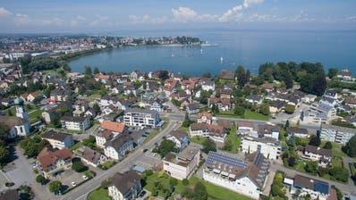 In Steinach war der Beschuldigte als Gemeindeschreiber tätig.(Archivbild:Hanspeter Schiess und Benjamin Manser)