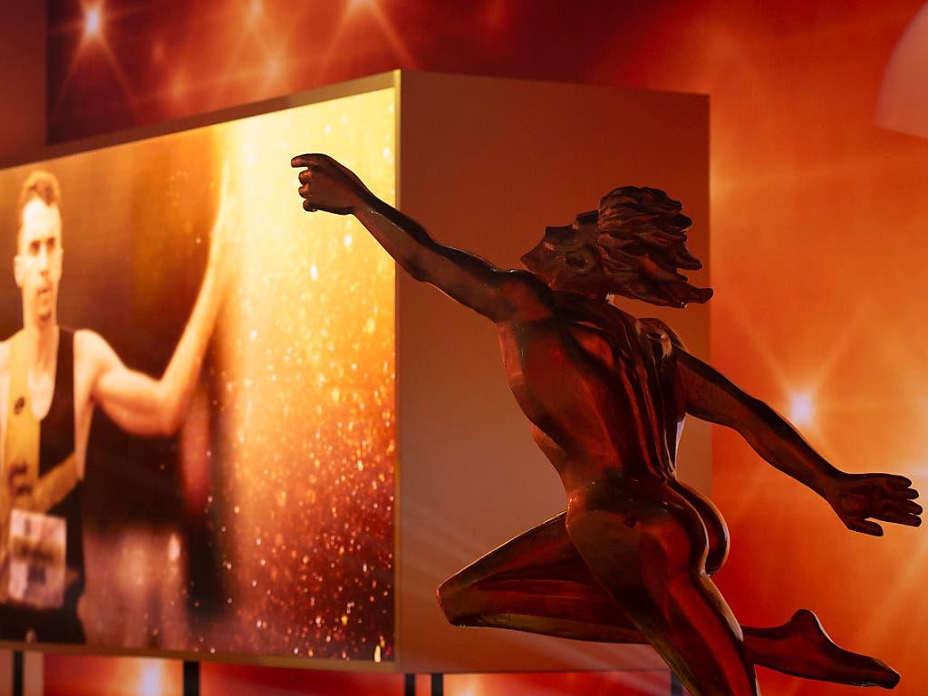 Im Rahmen der «Sports Awards» wird am 15. Dezember zum ersten Mal der «MVP des Jahres» im Schweizer Sport gewählt (Bild: KEYSTONE/MELANIE DUCHENE)