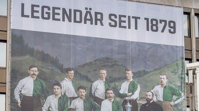 Irritationen um das Geburtsjahr des FC St. Gallen: Wie alt ist der Club wirklich?