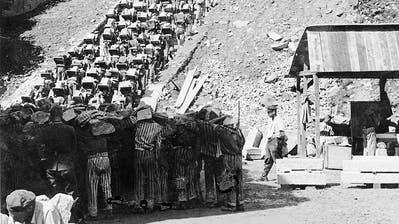Im Stich gelassen: Wie die Schweiz im Zweiten Weltkrieg zwischen richtigen und falschen Schweizern unterschied