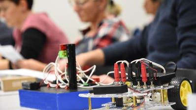 Im Microcontroller Calliope stecken viele Möglichkeiten, sich dem Programmieren anzunähern. (Bild: PD)