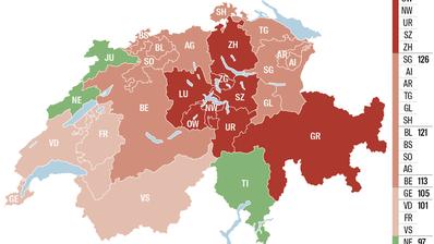 Akuter Fachkräftemangel in der Zentralschweiz: Problem akzentuiert sich